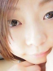 Japanese teen - Riko Komatsu