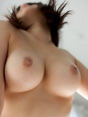 Kirara Kurokawa Shows Her Killer Tits