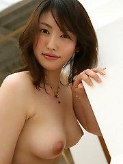 Takako Kitahara hot Asian babe is a model