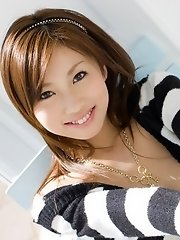Asian model is a hot Asian student
