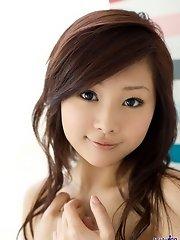 Lovely Japanese babe