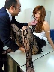 Rina Kikukawa gets fucked so hard