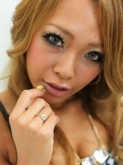 Rei Miyakawa shows big round tits, hot behind